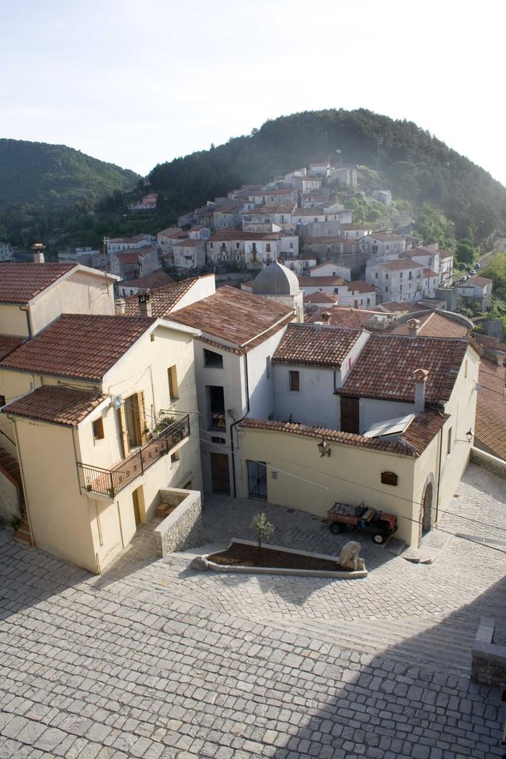 Aieta tra i borghi più belli d'Italia