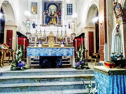 Aieta - Chiesa Santa Maria della visitazione