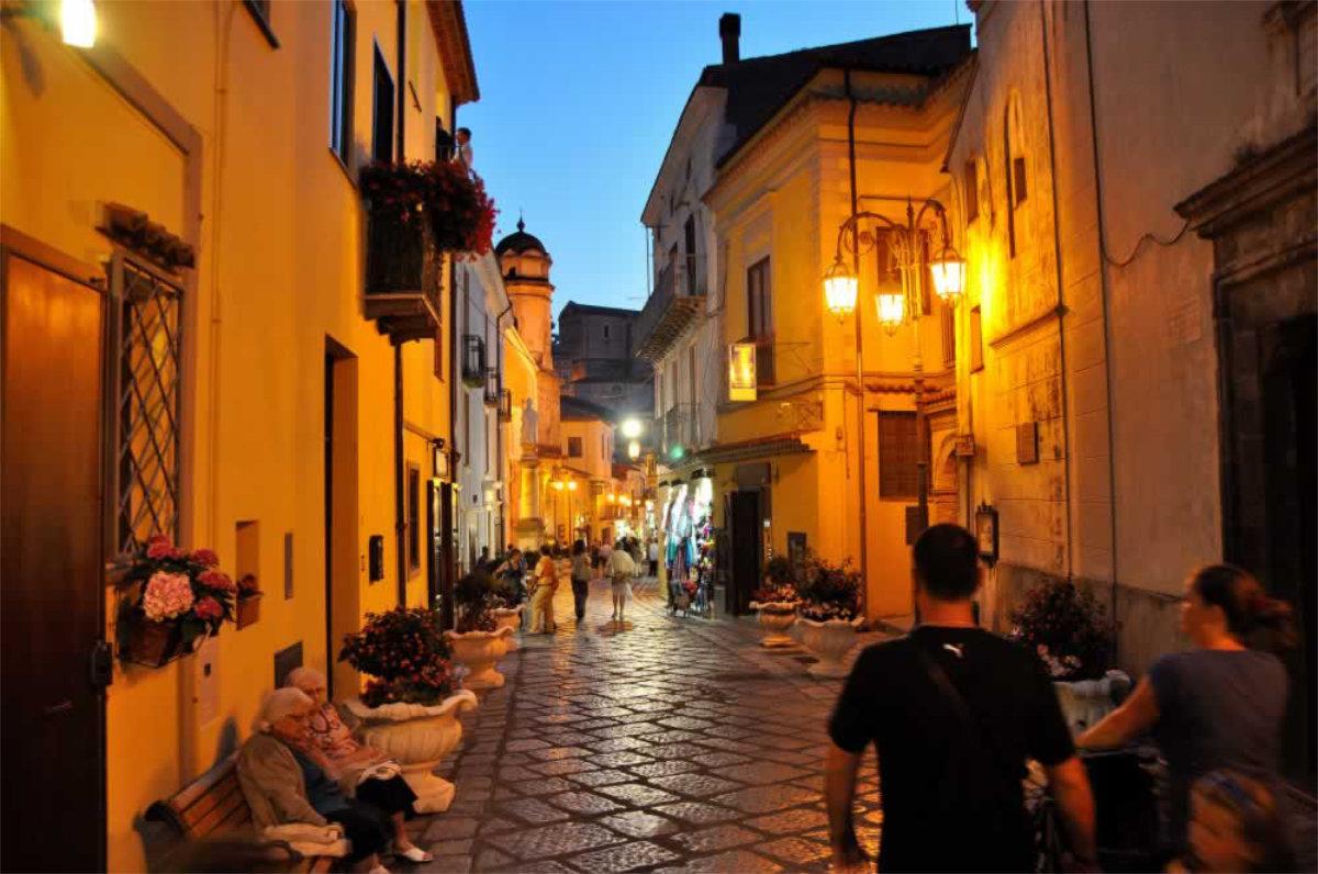 Maratea - Centro storico
