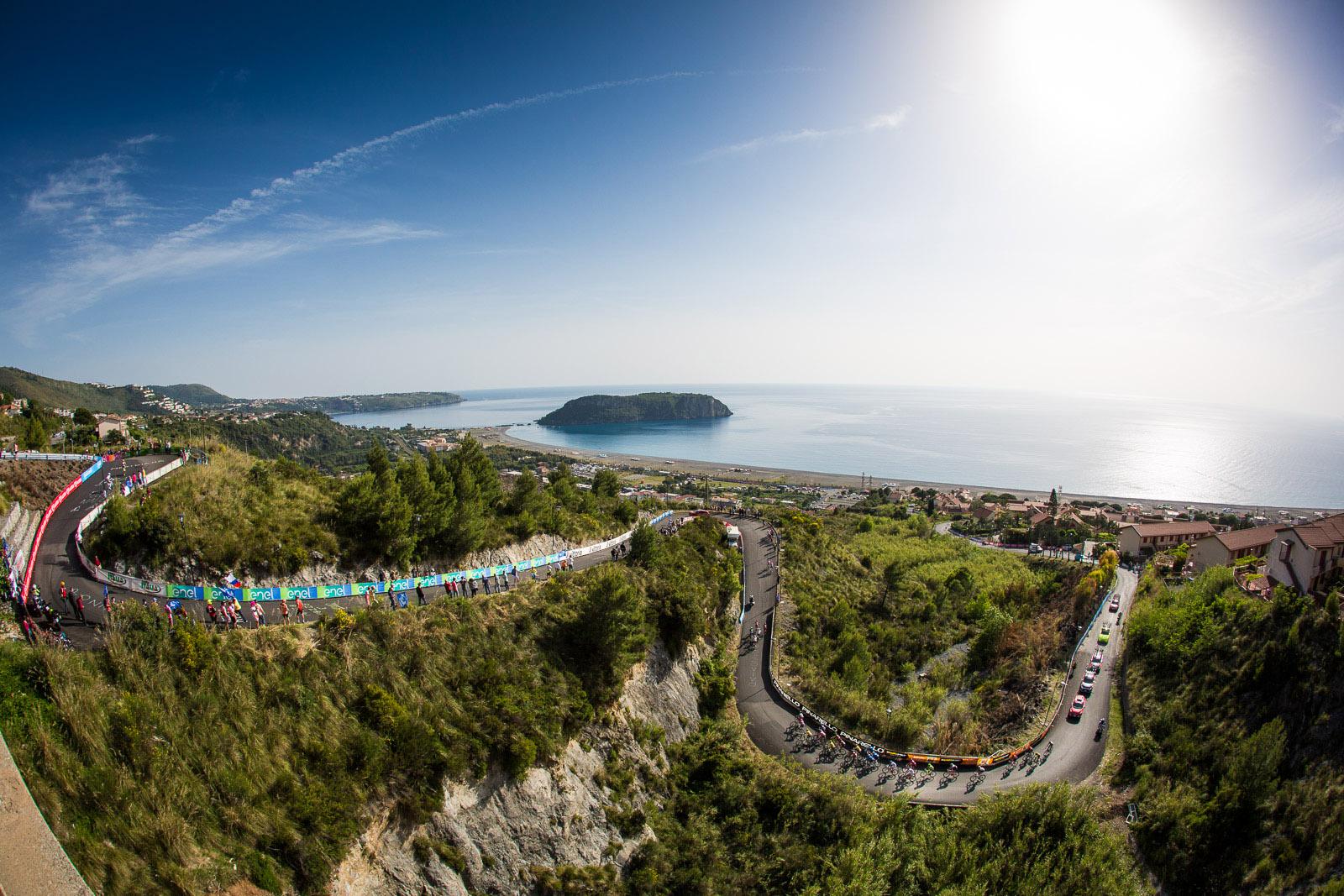 Praia a Mare - Panorama