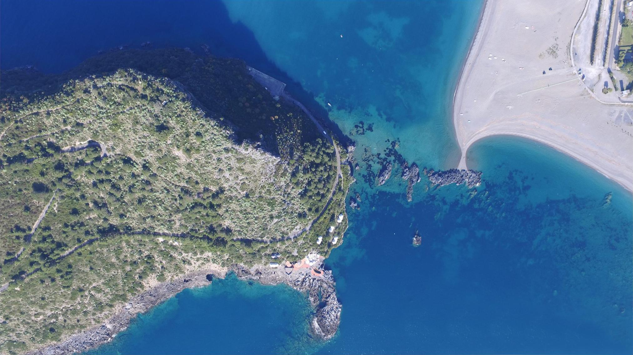 Isola di Dino - Capo da Rena