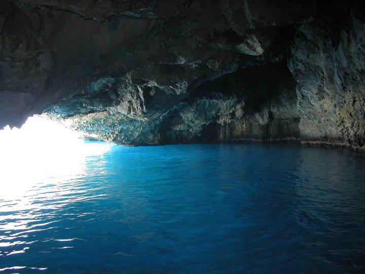 Isola di Dino - Grotta azzurra