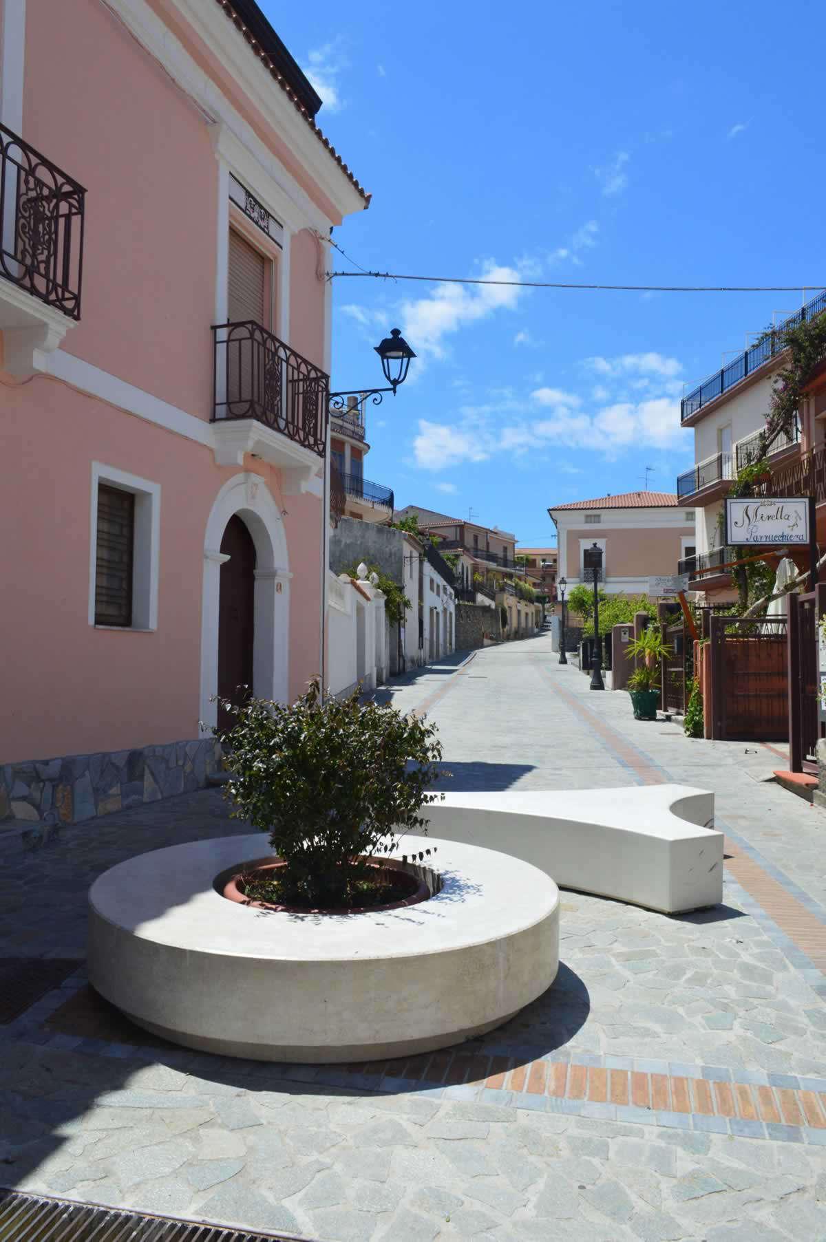 San Nicola Arcella - Centro Storico